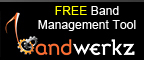 Your Free Band Management Tool